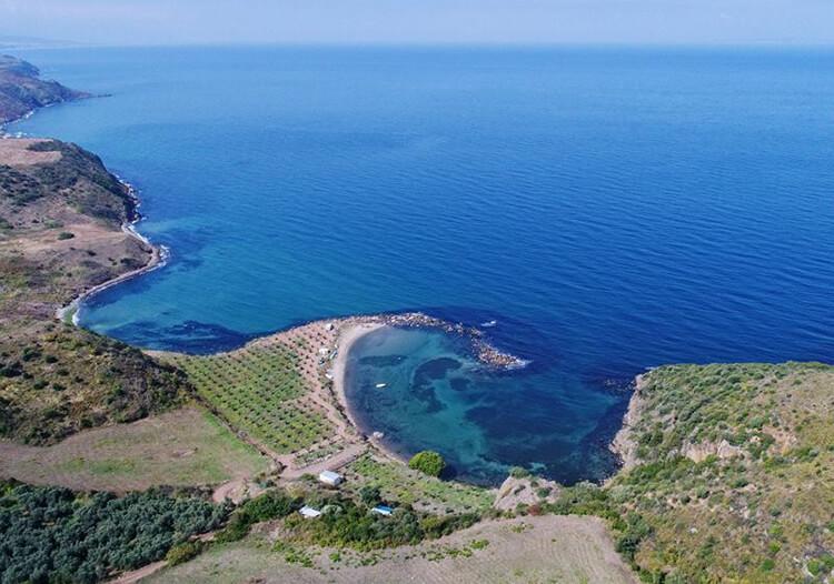 Kapanca Korsan Limanı Kamp Alanı