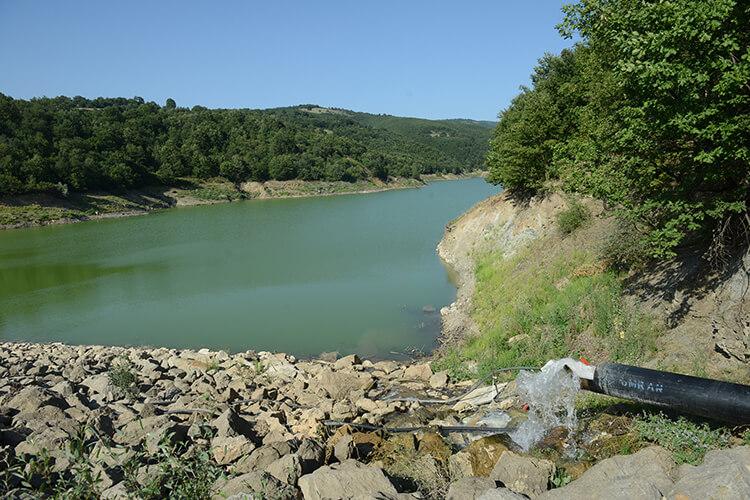 Kurşunlu Barajı Kamp Alanı