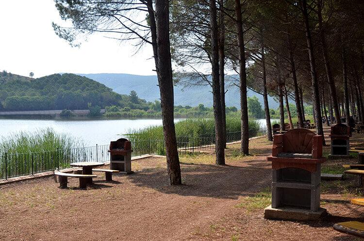 Kurtul Göleti Kamp Alanı