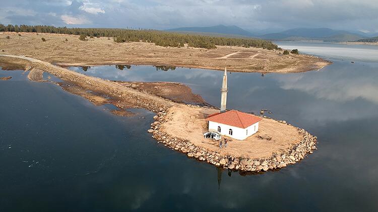 Seben Taşlıyayla Gölü Kamp Alanı