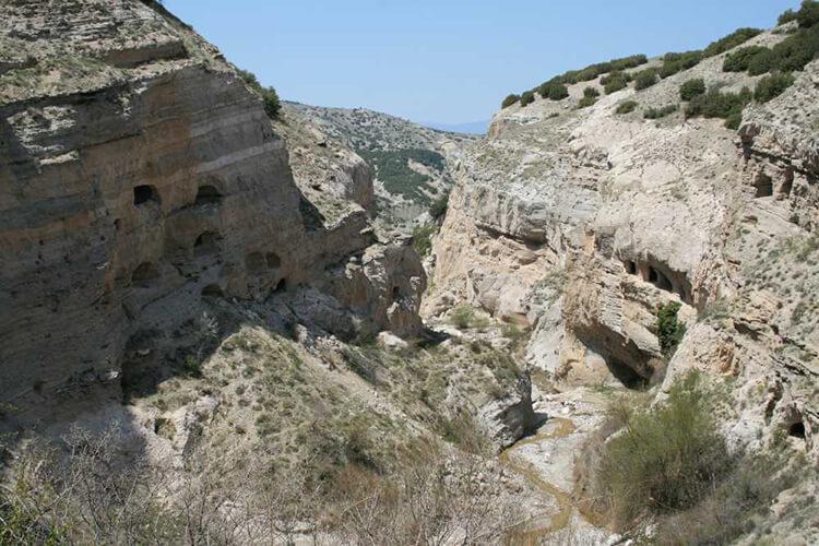 Serançay Kanyonu Kamp Alanı