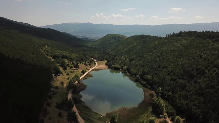 Şirinyazı Göleti Kamp Alanı