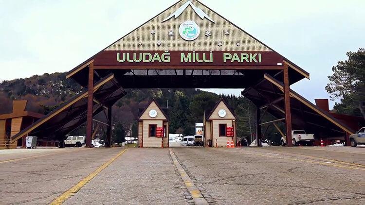 Uludağ Milli Parkı Kamp Alanı