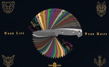 Taktiksel, Kamp ve Av Bıçağı Tavsiyesi: Turqgear Kamp Bıçağı