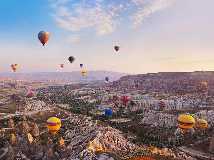 2021 Kapadokya Lüks Balon Turu Fiyatları Ne Kadar?