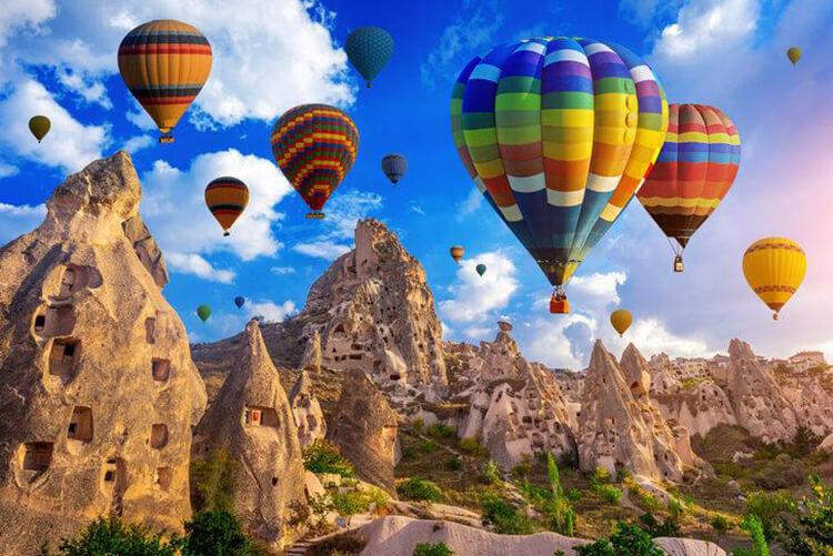 2021 Kapadokya Standart Balon Turu Fiyatları Ne Kadar?