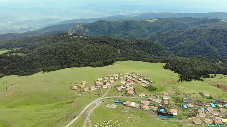 Akbelen Yaylası Kamp Alanı