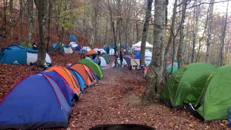 Dumanlı Yaylası Kamp Alanı
