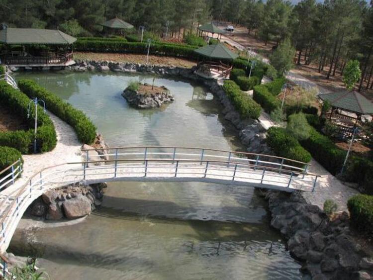 Gölpınar Tabiat Parkı Kamp Alanı