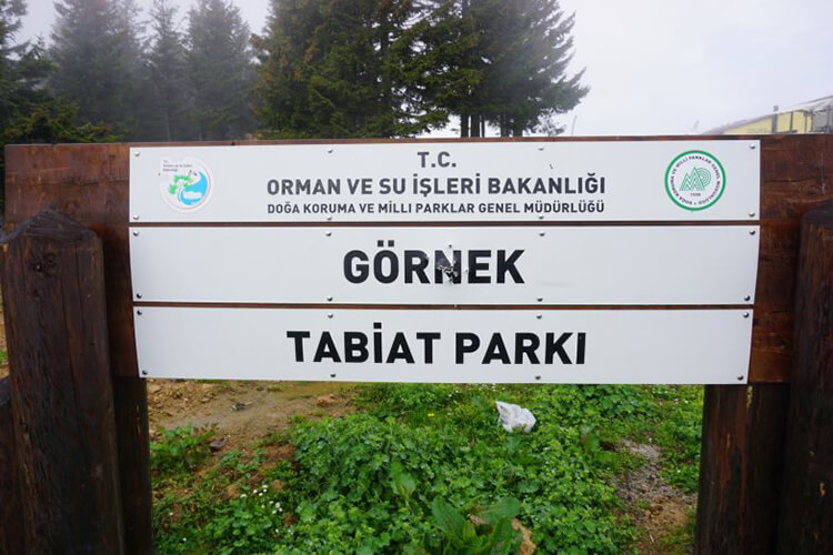 Görnek Tabiat Parkı Kamp Alanı