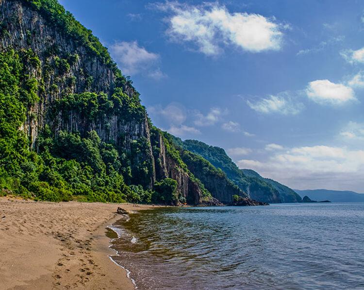 Güzelcehisar Plajı Kamp Alanı