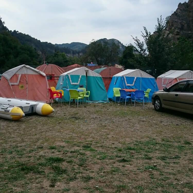 Kemerspor Çadır Camping