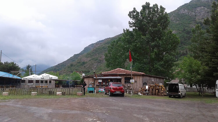 Pala Dayı Kamp
