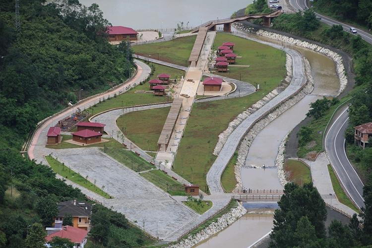 Sera Gölü Tabiat Parkı Kamp Alanı