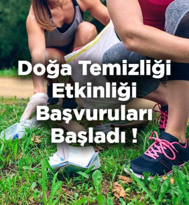 23 Ekim Ankara Kızılcahamam Soğuksu Milli Parkı Doğa Temizliği Etkinliği