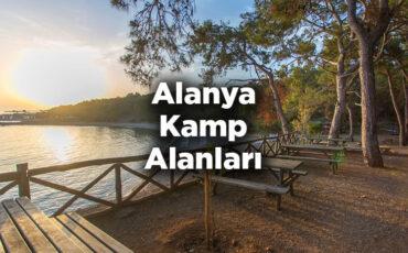 Alanya Kamp Alanları
