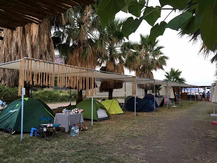 Ekincik Camping