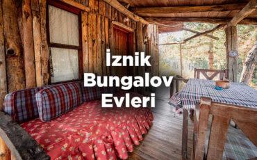 İznik Bungalov Evleri