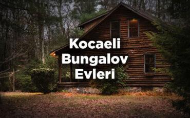 Kocaeli Bungalov Evleri