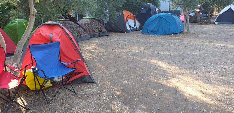 Salkım Camping